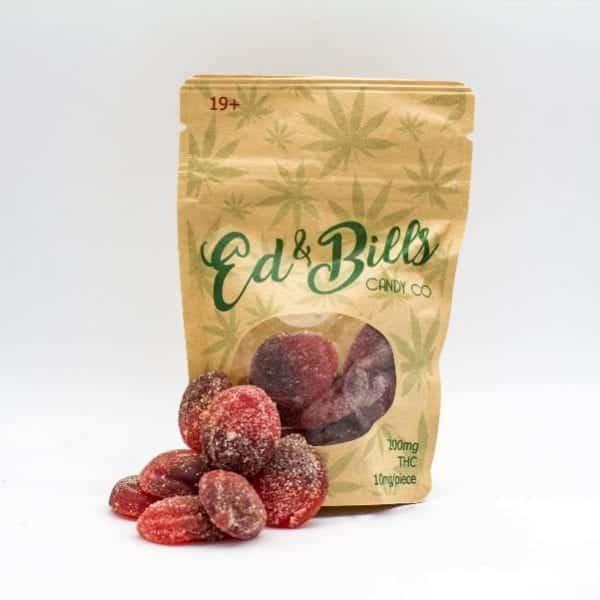 thc infused cherries